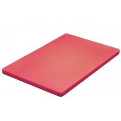 Hygiplas snijplanken economy 20mm rood