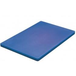 Hygiplas snijplanken economy 20mm blauw