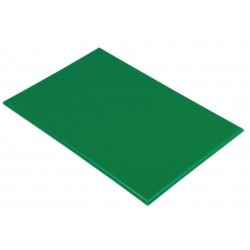 Snijplank Professional 45x30x1.2cm groen