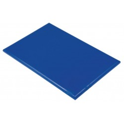 Professionele snijplank 45x30x2.5cm blauw