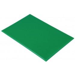 Anti/bacterie snijplank 46x30x1.3cm groen