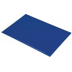 Snijplank HDPE 60x45x1.2cm blauw