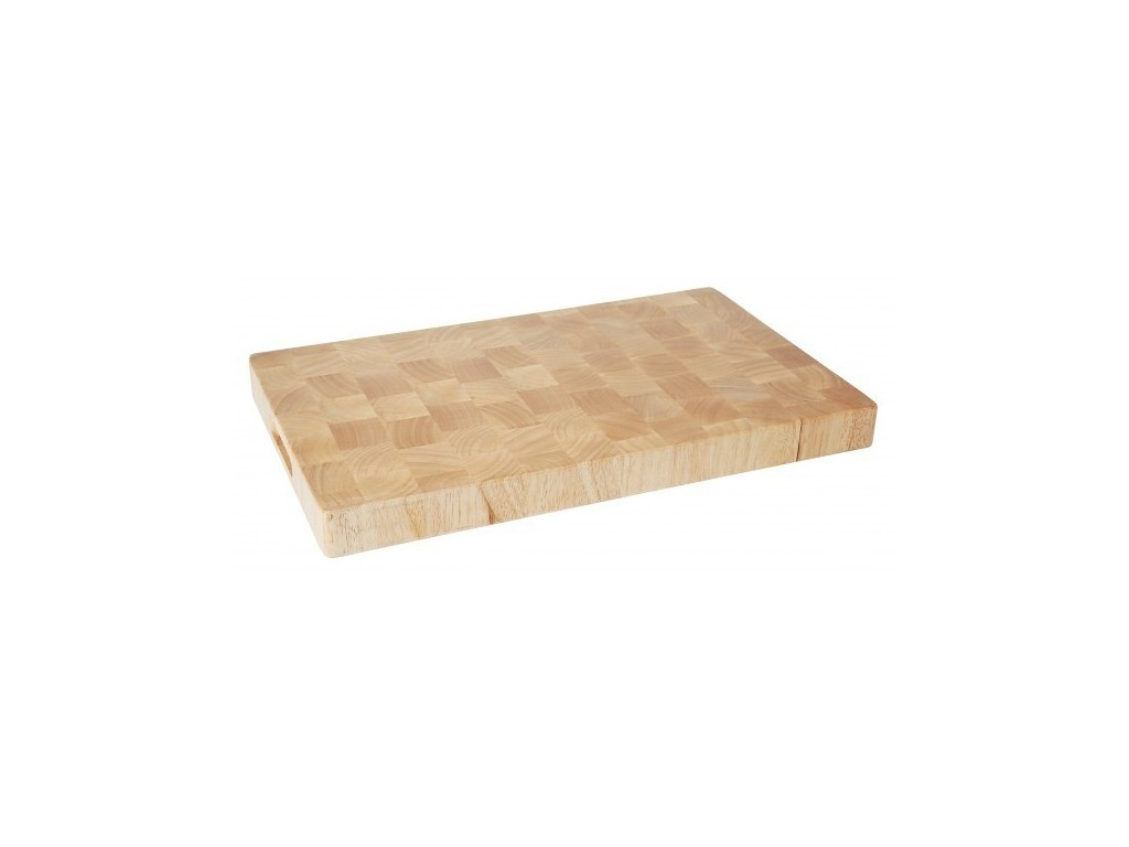 Snijplank GN 1/1 Rubberwood